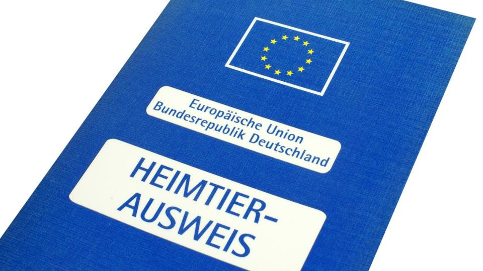 nternationalität für die Besten der Besten? EU-Heimtier-Ausweis