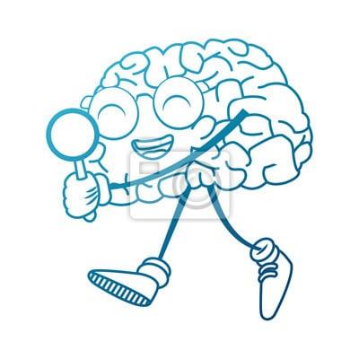 Cute-Gehirn.Suche https://myloview.de/fototapete-cute-gehirn-suche-etwas-symbol-vektor-illustration-grafik-design-nr-61E6BF2