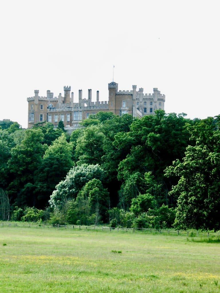 Bevoir Castle The Duke of Rutland