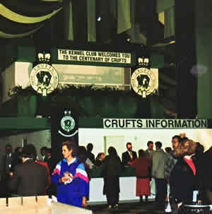 Crufts Dogs Show Centenary 1991