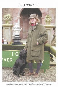 Ladies' Power In Labradors  Sarah Chichester