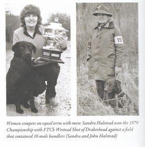 Ladies' Power In Labradors  Sandra Halstead